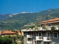 Urlaub Reisen  Italien Venetien Arco Hotel Villa delle Rose