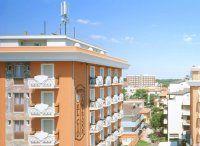 Urlaub Reisen  Italien Venetien Rimini Hotel El Cid Campeador