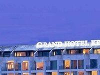 Urlaub Reisen  Schweiz Genf Genf (Genfer See) Grand Hotel Kempinski Geneva