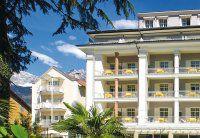 Urlaub Reisen  Italien Südtirol Meran Hotel Meranerhof
