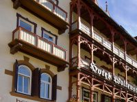 Urlaub Reisen  Italien Südtirol Wolkenstein Hotel Wolkenstein