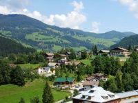 Urlaub Reisen  Österreich Salzburger Land Wagrain Hotel Wagrain