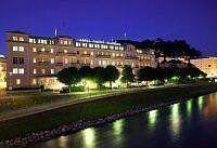 Urlaub Reisen  Österreich Salzburger Land Salzburg (Städtereise) Hotel Sacher Salzburg