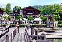 Urlaub Reisen  Deutschland Bayern Schönau am Königssee Hotel Königssee