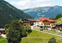 Urlaub Reisen  Österreich Salzburger Land Saalbach-Hinterglemm Hotel Eggerhof (Saalbach)