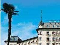 Urlaub Reisen  Italien Piemonte Stresa Hotel Regina Palace