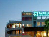 Urlaub Reisen  Portugal Algarve Albufeira Aparthotel Balaia Atlantico