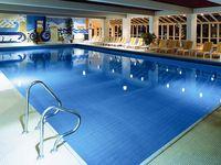 Urlaub Reisen  Deutschland Bayern Grafenau Arcadia Hotel Sonnenhof