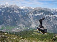 Urlaub Reisen  Österreich Tirol Landeck