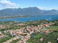 Urlaub Reisen  Italien Venetien San Zeno di Montagna