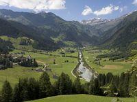 Urlaub Reisen  Italien Südtirol Ridnaun