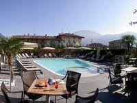Urlaub Reisen  Italien Venetien Riva del Garda Hotel Rudy