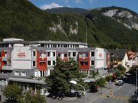 Urlaub Reisen  Schweiz Berner Oberland Meiringen Hotel Alpin Sherpa