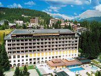 Urlaub Reisen  Schweiz Graubünden Arosa Hotel Altein
