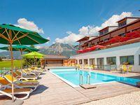 Urlaub Reisen  Deutschland Bayern Oberstdorf Hotel Oberstdorf