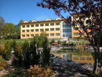 Urlaub Reisen  Tschechien Böhmen Frymburk Wellness Hotel Frymburk