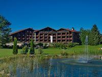 Urlaub Reisen  Deutschland Bayern Oberstaufen Lindner Parkhotel & Spa Oberstaufen