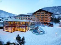 Urlaub Reisen  Österreich Kärnten Bad Kleinkirchheim Hotel Thermenwelt Pulverer