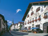 Urlaub Reisen  Deutschland Bayern Garmisch-Partenkirchen