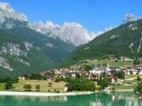 Urlaub Reisen  Italien Trentino Molveno