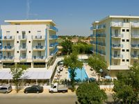Urlaub Reisen  Italien Venetien Lido di Jesolo Hotel Miami