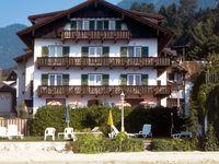 Urlaub Reisen  Österreich Oberösterreich St. Wolfgang Hotel Garni Seerose