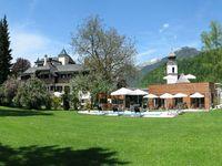 Urlaub Reisen  Österreich Oberösterreich Strobl Hotel Stroblerhof