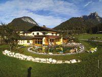 Urlaub Reisen  Österreich Salzburger Land Unken Vitaloase zu den 3 Brüdern