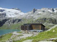 Urlaub Reisen  Österreich Salzburger Land Uttendorf-Weißsee Berghotel Rudolfshütte