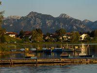 Urlaub Reisen  Deutschland Bayern Hopfen am See