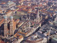 Urlaub Reisen  Deutschland Bayern München