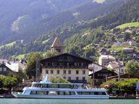 Urlaub Reisen  Österreich Salzburger Land Zell am See Hotel Seehof