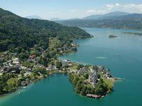 Urlaub Reisen  Österreich Kärnten Velden am Wörthersee