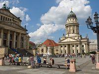 Urlaub Reisen  Deutschland Berlin Berlin (Städtereise)