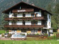 Urlaub Reisen  Österreich Tirol Mayrhofen Pension Sanna