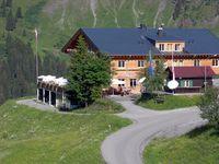 Urlaub Reisen  Österreich Vorarlberg Damüls Hotel Walisgaden
