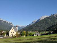 Urlaub Reisen  Österreich Tirol Waidring