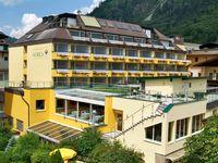Urlaub Reisen  Österreich Salzburger Land Bad Gastein - Bad Hofgastein Hotel Norica