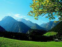 Urlaub Reisen  Österreich Salzburger Land Unken
