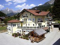 Urlaub Reisen  Österreich Salzburger Land Filzmoos Aparthotel Jagdhof
