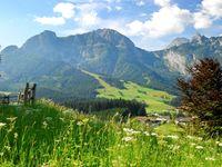 Urlaub Reisen  Österreich Salzburger Land Abtenau