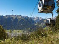 Urlaub Reisen  Österreich Vorarlberg Bludenz