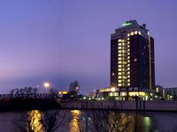 Urlaub Reisen  Deutschland Hamburg Hamburg (Städtereise) Hotel Holiday Inn Hamburg