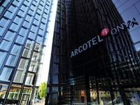 Urlaub Reisen  Deutschland Hamburg Hamburg (Städtereise) Hotel Arcotel Onyx