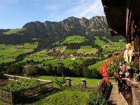 Urlaub Reisen  Österreich Tirol Alpbach
