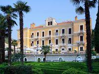 Urlaub Reisen  Kroatien Kvarner Bucht Opatija Hotel Opatija