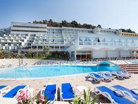 Urlaub Reisen  Kroatien Istrien Rabac Hotel Narcis