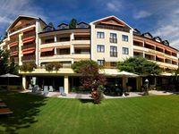Urlaub Reisen  Italien Südtirol Brixen  Hotel Dominik Am Park