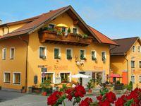 Urlaub Reisen  Deutschland Bayern Lam Hotel Rösslwirt