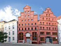 Urlaub Reisen  Deutschland Deutsche Küsten Stralsund Hotel Scheelehof